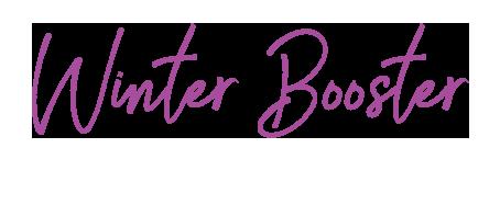 Winter booster wellness retreat